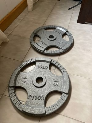 Olympic Weight Plates for Sale in Skokie, IL