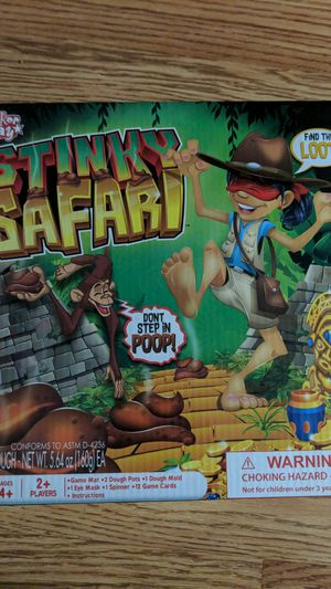 Stinky Safari game for kids for Sale in Round Rock, TX