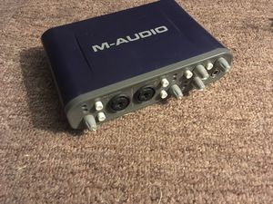 M-Audio Fast Track Pro for Sale in Phoenix, AZ