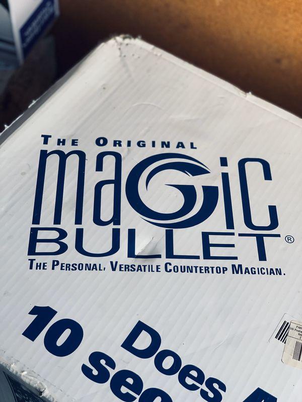New 17pc Magic bullet set(gift for loved ones)