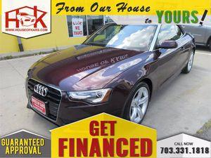 2014 Audi A5 for Sale in Manassas, VA