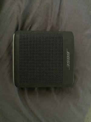Bose soundlink speaker for Sale in San Diego, CA