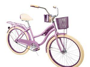 "Huffy 24"" Nel Lusso Girls' Cruiser Bike, Purple for Sale in Atlanta, GA"