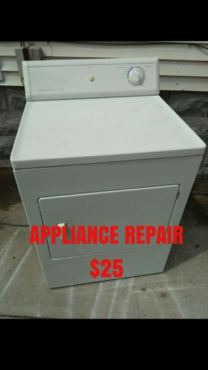 WASHER - DRYER - STOVE - REFRIGERATOR REPAIR $25 for Sale in Cleveland, OH