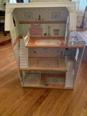 Doll house with furniture for Sale in Pelham, AL