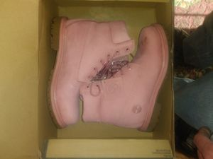Timberland girl boots 6.5 for Sale in Riverbank, CA