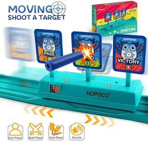 HOPOCO Moving Electronic Digital Target for Nerf Guns for Sale in Pasadena, CA