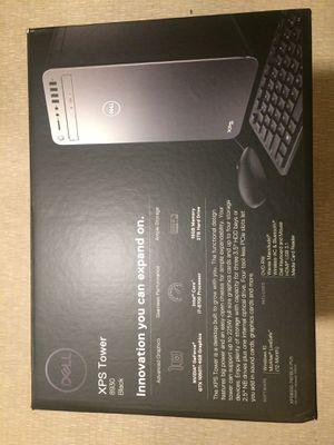 Dell XPS VR Gaming Desktop for Sale in San Francisco, CA