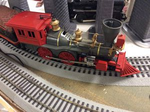 From Civil War and Disney movie , Lionel o scale of the engine, tender and 2 cars in very good condition. The General. for Sale in Kennesaw, GA