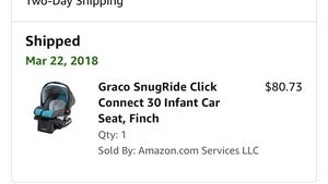Graco car seat for Sale in Gilbert, AZ