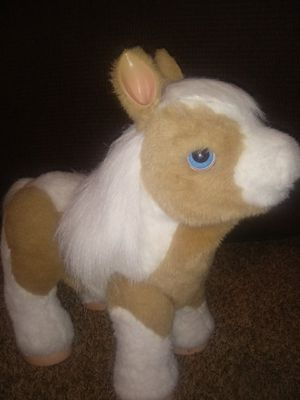 FurReal friends baby butterscotch pony for Sale in El Paso, TX