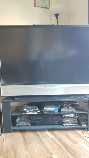 "JVC 52"" tv for Sale in Virginia Beach, VA"