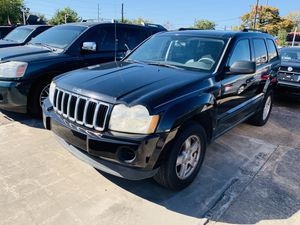 2007 JEEP GRAND CHEROKEE CLEAN TITLE DISCOUNT for Sale in Bellaire, TX