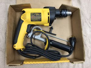 "Dewalt DW511, 1/2"" Variable Speed Reversible Hummer Drill. NEW!!! for Sale in Hollywood, FL"
