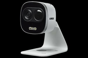 Two Lorex 4K 2 way Audio PoE Cameras LNB105X-C for Sale in Portland, OR