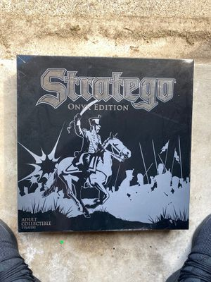 Stratego Onyx Edition for Sale in Garland, TX