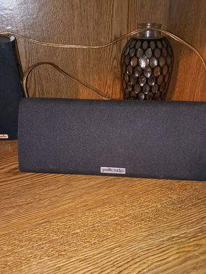 Polk audio and Bose for Sale in Bushnell, FL