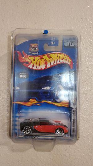 Hot wheels 2003 Bugatti veyron error. for Sale in Ponder, TX