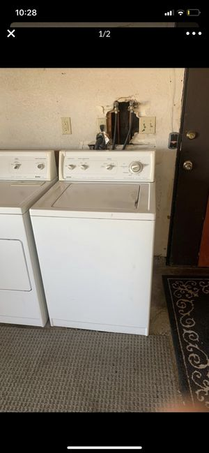 Kenmore washer dryer for Sale in Hesperia, CA