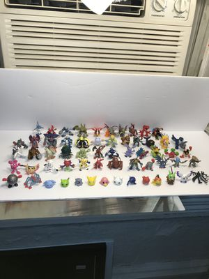 Vintage DIGIMON collectible toys RARE for Sale in Chicago, IL
