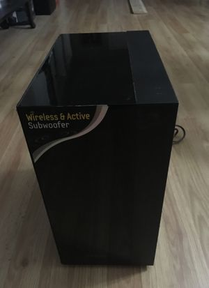 Wireless subwoofer for Sale in Tampa, FL