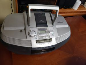 CD and Cassatt player for Sale in Clearwater, FL