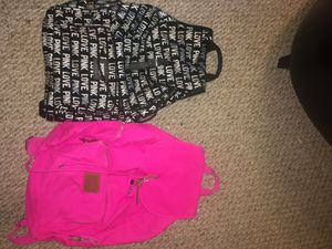 Pink backpacks for Sale in Katy, TX