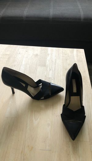 Michael Kors Collection Black Leather Heel for Sale in NJ, US