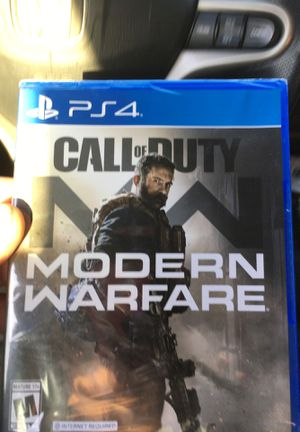 Brand new sealed call of duty PS4 for Sale in Loma Linda, CA