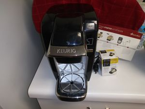 Keurig Single Serve Coffee Maker and Brewing System extra filter for Sale in Chesapeake, VA