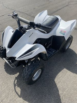 2007 Kawasaki kfx 50 atv for Sale in Rialto, CA