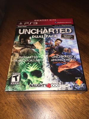 Brand new uncharted dual pack. for Sale in Waterbury, CT