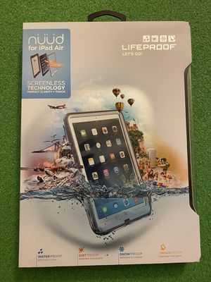 nuud lifeproof ipad air 1st generation case for Sale in Portland, OR