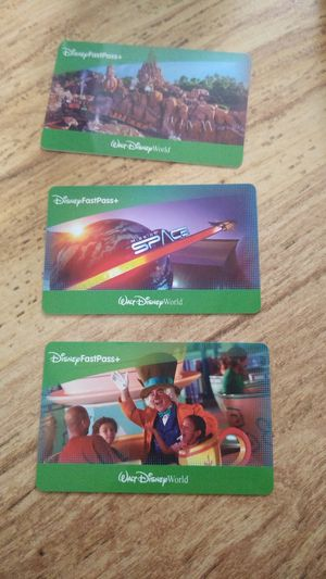 Disney world tickets for Sale in Tampa, FL