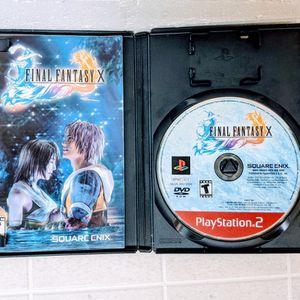 Final Fantasy X Playstation 2 PS2 for Sale in Ocoee, FL