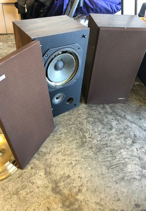 Pioneer 2 way speaker for Sale in Winneconne, WI