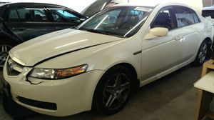 Parting out. OEM Parts for 2004 2005 2006 2007 2008 Acura TL White for Sale in West Sacramento, CA