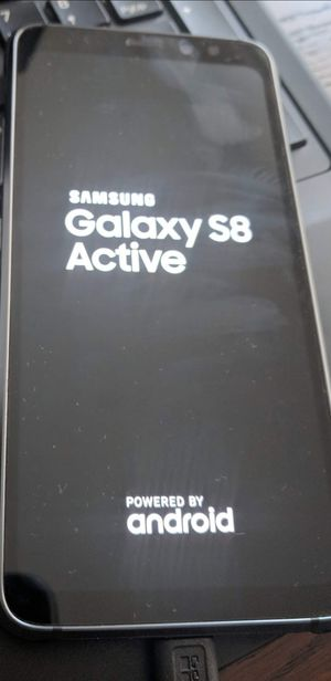Tmobile sim unlocked samsung galaxy s8 active 64gb for Sale in San Jose, CA