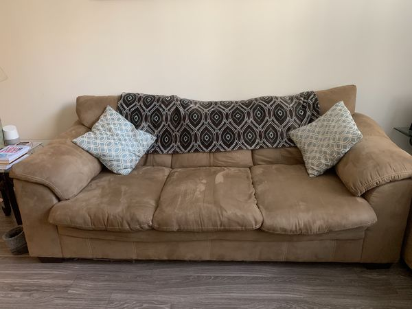 Couch & Loveseat Set
