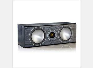 Monitor Audio Bronze Series Center 2 Way Speaker - Black Oak for Sale in Las Vegas, NV