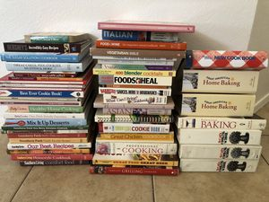 56 Cook Books for Sale in Chandler, AZ