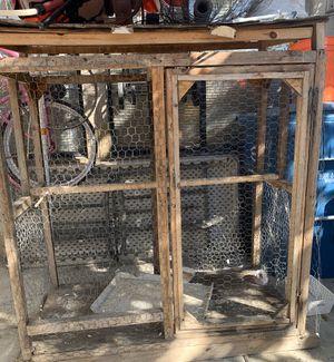 Free bird cage for Sale in Hawaiian Gardens, CA