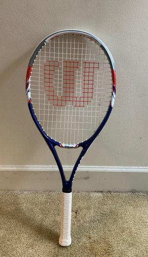 Wilson U.S. Open 4 1/4 over 2 for Sale in Washington, DC