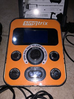 Singtrix for Sale in Scottsdale, AZ