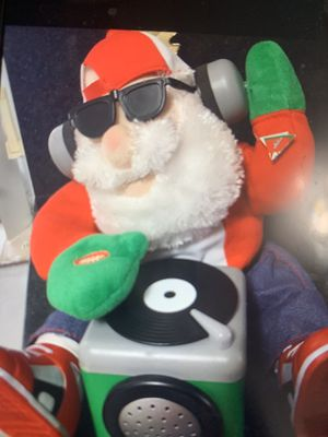 Santa DJ canta y baila for Sale in Hialeah, FL