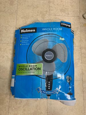 Holmes whole room stand fan for Sale in Murfreesboro, TN
