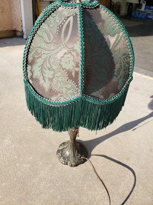 Nice vintage smaller lamp $40 for Sale in Fresno, CA