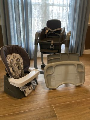 Ingenuity SmartServe 4-in-1 High Chair - Clayton for Sale in Winter Garden, FL
