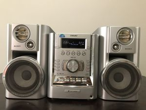 Sony HCD-HP7 for Sale in Carrboro, NC