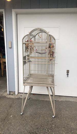 Bird cage for Sale in Lynnwood, WA